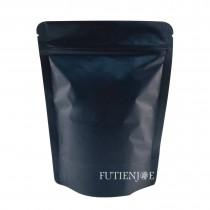 【限量回饋】霧黑(無開窗)鋁箔夾鏈立袋(160*220+45mm)(50入/包)