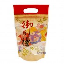 御之禮(紅) 手提夾鏈立袋 (185*315+45mm)(50入/包)
