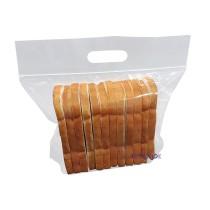 空白 手提PP抗凍鎖水麵包微立袋(295*195+55+40mm)(50入/包)