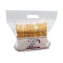 美味紅 手提PP抗凍鎖水麵包微立袋(295*195+55+40mm)(50入/包)