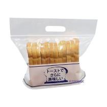 美味藍 手提PP抗凍鎖水麵包微立袋(295*195+55+40mm)(50入/包)