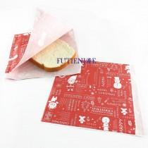 聖誕紅L袋(內層淋膜)(19*19cm)(100入/包)