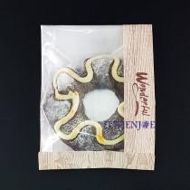 木紋開窗麵包袋(中小)(16*25+4cm)(100入/包)