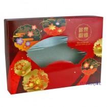 豐雅麗緻 5斤臘味盒|12粒綠豆椪禮盒(26*33.8*4.5cm)
