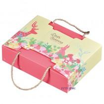 舒芙蕾 12入日式手提中秋禮盒(26*19.5*6.5cm)