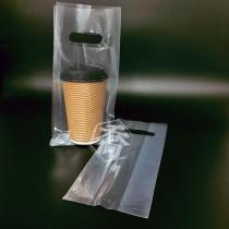 【預訂】PE折邊小1杯袋(約165個/KG)