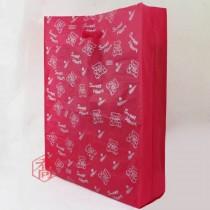 加大折角(40*12*60cm)紅色-購物袋(50入/包)