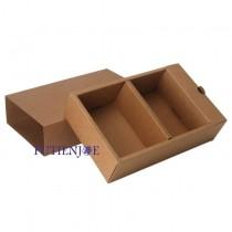 全牛皮 抽屜式咖啡盒通用盒(26.2*16*6.7cm)