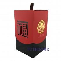 福 方罐禮盒 (8.5*8.5*15cm)