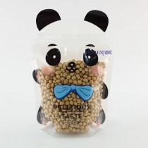 國寶熊 動物夾鏈立袋 (150*220+35mm)(50入/包)