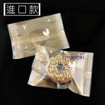 進口-318-1 幸福鳥(金) 餅乾袋 (7*10cm)