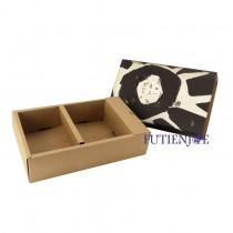 了是啡 抽屜式咖啡盒通用盒(26.2*16*6.7cm)