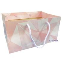 FJ-花紋粉6入平放袋(配6格盒)(26*18*14cm)