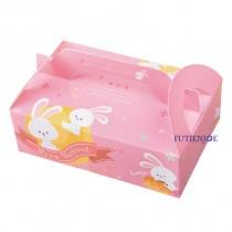 樂比兔 手提6入禮盒(20*14*5.5cm)