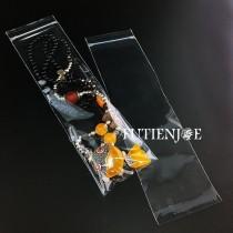 《台製》PP長型透明夾鏈袋(無吊孔)(7*26cm)(100入/包)