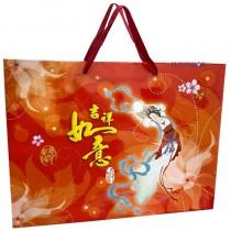 吉祥(8罐) 橫式手提紙袋(52.5*9*39*cm)