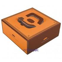 香頌 手提8寸派盒(24*24*9.5cm)