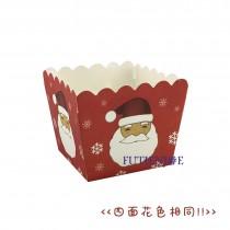 烘烤E杯-聖誕紅(48*48*50mm)(100入/串)