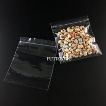 《台製》S1空白方型-PP透明夾鏈袋(10*11.5cm)(100入/包)