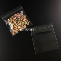 S3空白方型-PP透明夾鏈袋(12*13cm)(100入/包)