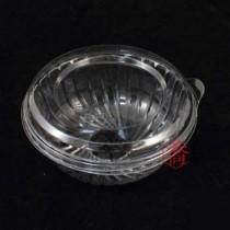 B400 圓形沙拉碗(13*6.1cm)(100組/包)
