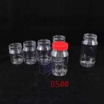 B500 PET罐(7.6*13.5cm)