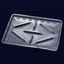 PET-D21內襯(襯盤) (11*15.6*0.7 cm)(100入/包)