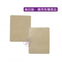 FJ-E03 牛皮紙(無印)掛耳外袋(100*125mm)(100入/包)