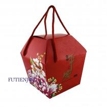 四季平安 手提天燈盒 (11.6*11.6*16cm)