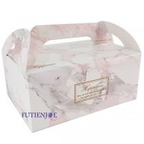 伊蓮娜 5K大理石紋野餐盒(20.5*14.5*9cm)