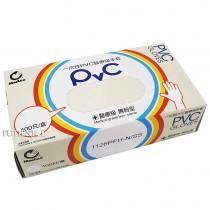 【特惠】媚斯林PVC無粉手套(M)(100入/盒)