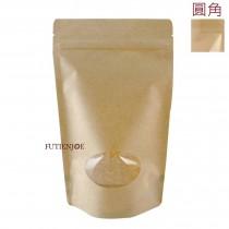 橢圓開窗(圓角) KOP保鮮夾鏈立袋 (160*250+40mm)(50入/包)