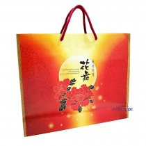 花舞 中秋手提袋(35*8*29cm)(12入用)