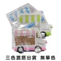 小廚餐車(三色混搭) 造型夾鏈立袋 (160*150+25mm)(50入/包)