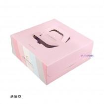 納迪亞 6吋手提派盒 (20*20*8.5cm)