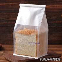 鐵絲捲邊吐司袋(中)(16*26+13cm)(50入/包)