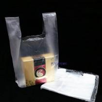 15斤全白袋【花袋/塑膠袋/背心袋/市場袋】