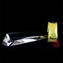 【AL鋁箔袋】電鍍半斤折角茶葉袋(金) (80*340+60mm)(50入/包)