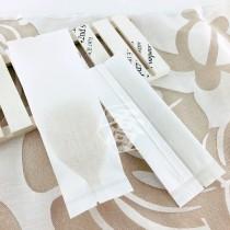 【買10送1】雲龍加長(白) 水果酥棉袋 (5*15+4cm)