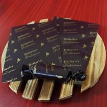 牛軋糖紙-(厚)幸福鳥(咖) (500張/包)