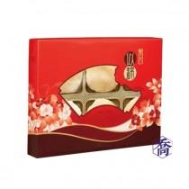 繁花似錦 5斤臘味盒|12粒綠豆椪禮盒(26*33.8*4.5cm)
