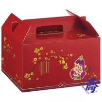 福祿 手提4000cc雞湯年菜盒(27.5*24*16.5cm)