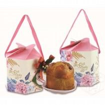愛在春天 六角手提花盒 (14*14*14cm)