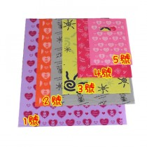 【2號】(33*42cm)銀色-購物袋(100入/包)