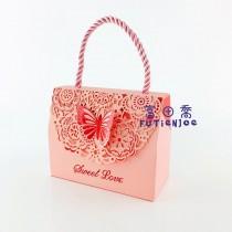 蝶戀(中粉) 手提禮盒(11*5.5*9cm)