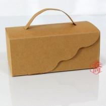 小常方 牛皮紙無印禮盒(17*9.5*7cm)