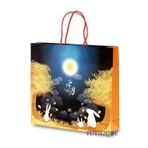 賞月 中秋手提袋(32*8*29.5cm)(12粒用)