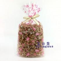 【買10送1】FJ-粉紅熊-OPP立體包裝袋 (14*25+6cm)(100入/包)★整箱50包不搭贈