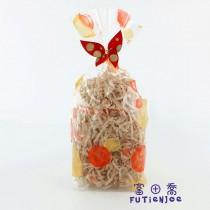 【買10送1】FJ-星球-OPP立體包裝袋 (14*25+6cm)(100入/包)