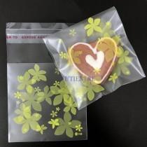 【買10送1】FJ-木棉(霧面) OPP印刷自黏袋 (8*8cm)